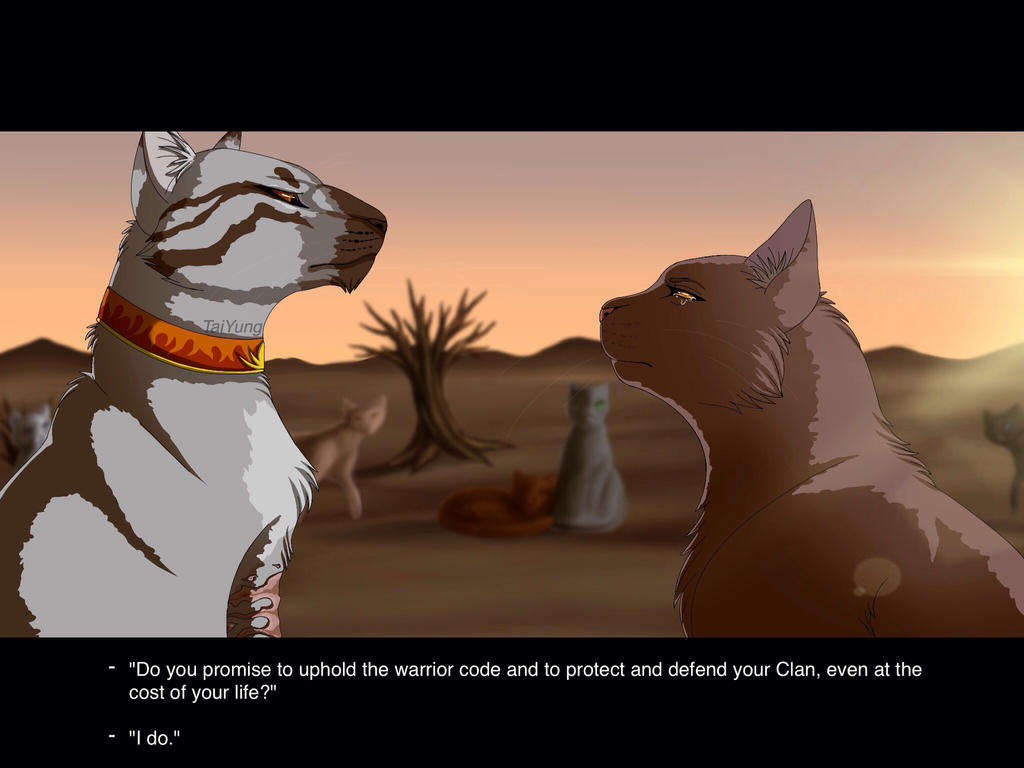 Warrior Cats Silent