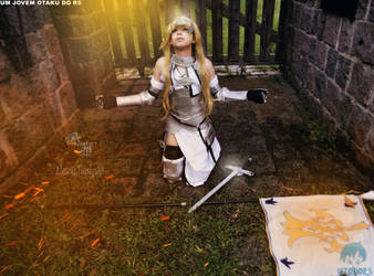 Jeanne d'Arc by AlessaHasashi