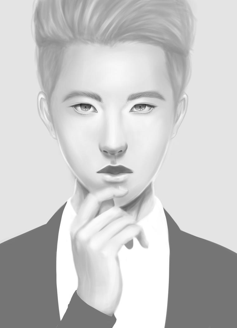 Kyungsoo by onex4u