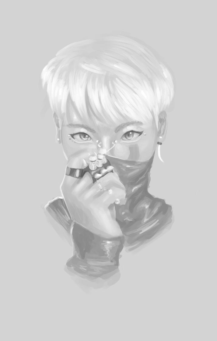 JongHyun by onex4u