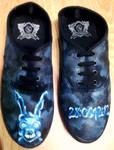 Donnie Darko shoes