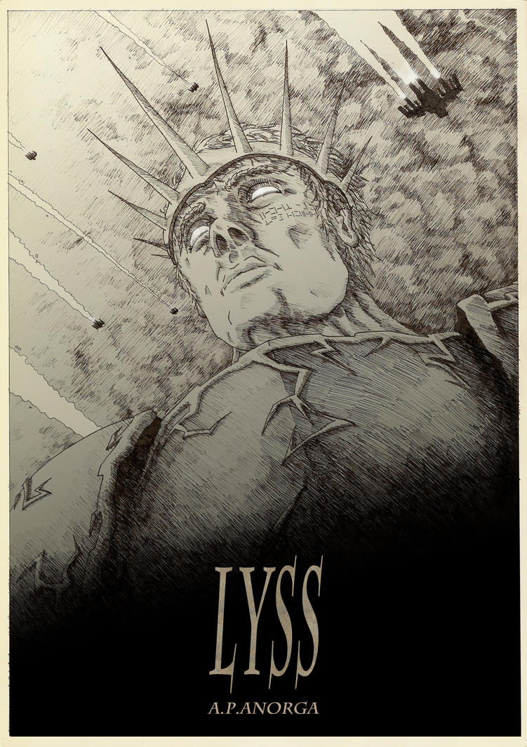 Lyss Cover test#1 by archityran