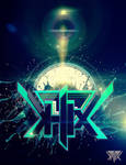 K-lix logo artwork