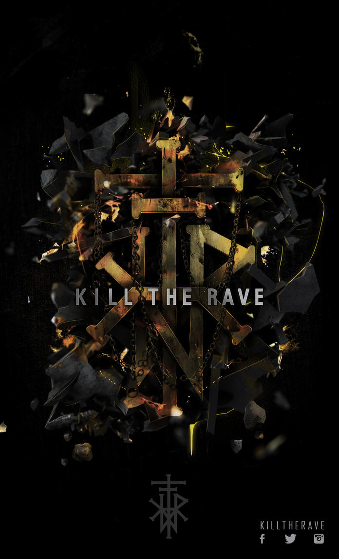 Kill The rave New Branding by kampollo