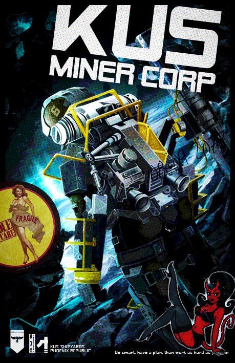KUS MINER CORP pamphlet by Maxyall