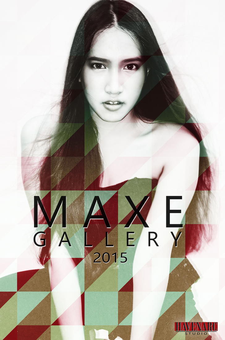 MAXE's GALLERY 2015 POSTER by Maxyall