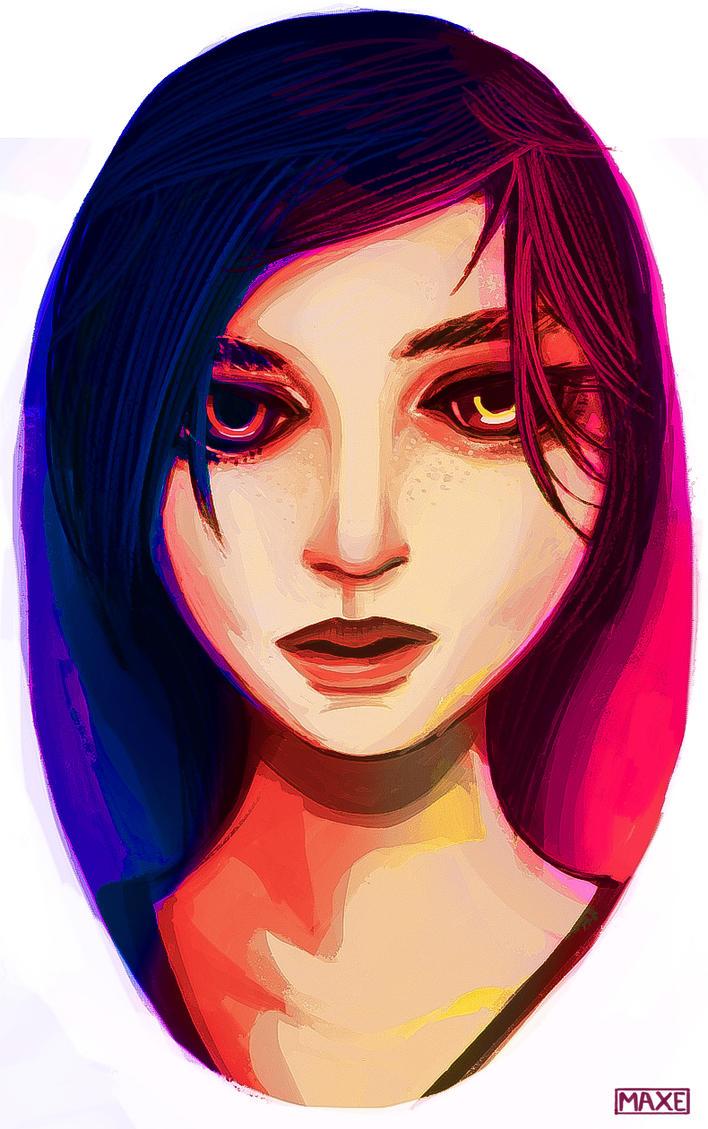 Lillian by Maxyall