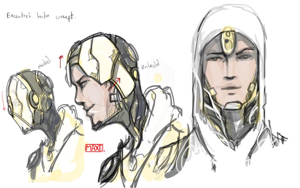 Executor Helm concept by Maxyall