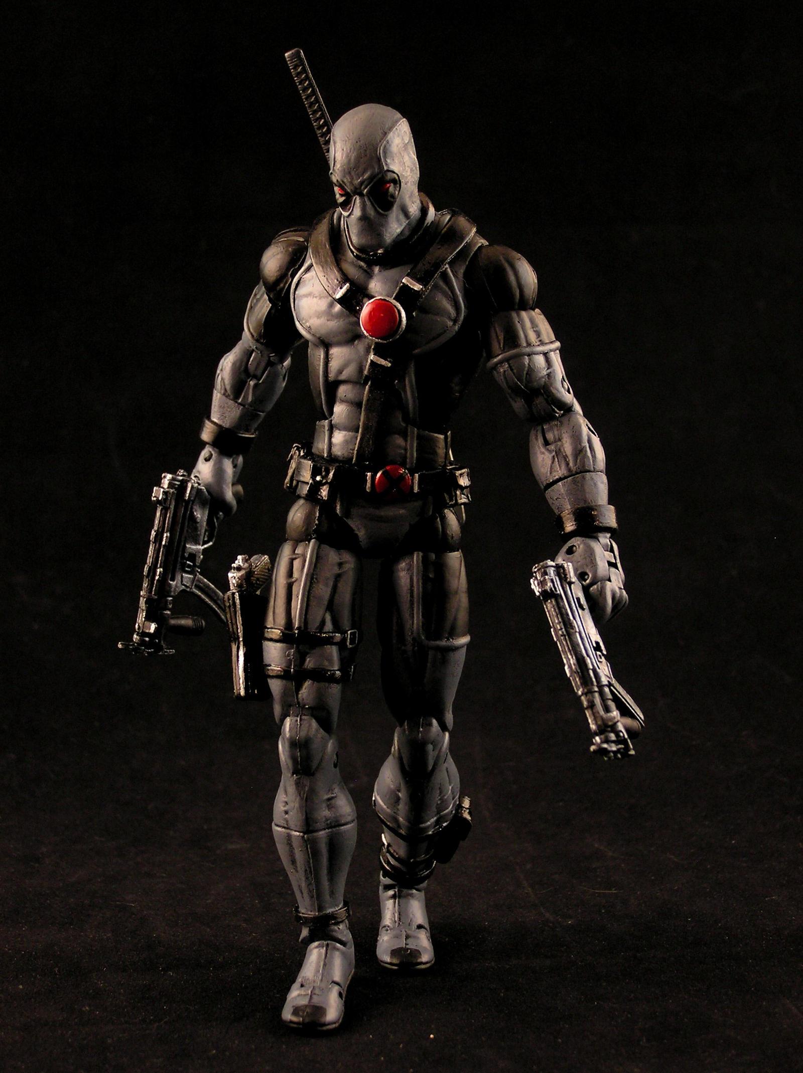 X Force Deadpool X-Force Deadpool x3 by...