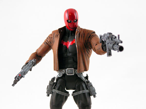 Red Hood (Jason Todd) 3 by AnthonysCustoms