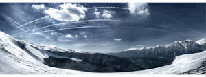 Azuga 29 Mar 09 Panorama