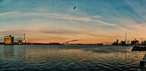 Aalborg city-scape