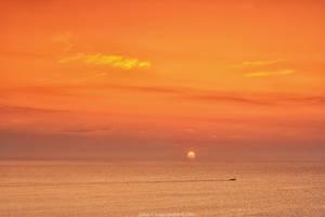 Minimalistic Sunset by John77