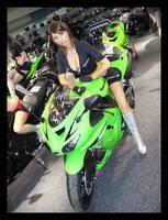 Kawasaki Ninja 2 by John77