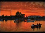 Costinesti sunset