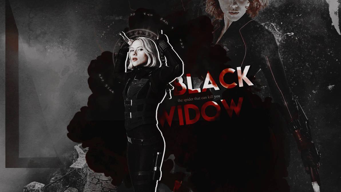 Black Widow wallpaper by YukiTanakaCosplay on DeviantArt