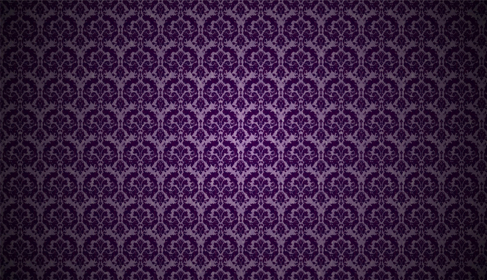 Purple foil damask wallpaper by mt schorsch on deviantart for Purple wallpaper for walls