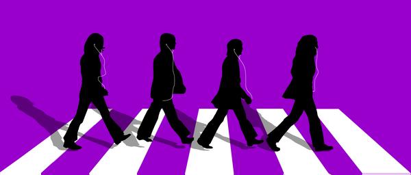 Abbey Road Ipod By MT Schorsch
