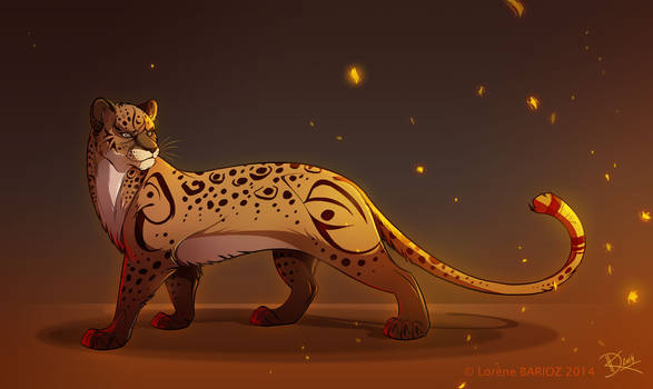 The Panther (Commission)