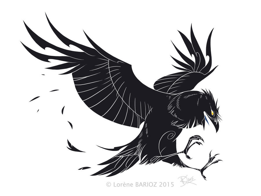 Crow Style by Dragibuz on DeviantArt