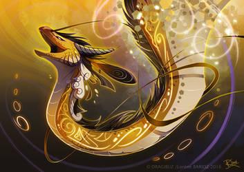 Wind Dragon Style by Dragibuz
