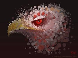 Fragmental eagle