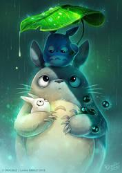 Under the Rain by Dragibuz
