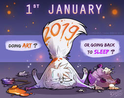2019 Welcome by Dragibuz