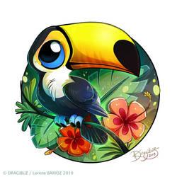 Big Peck by Dragibuz