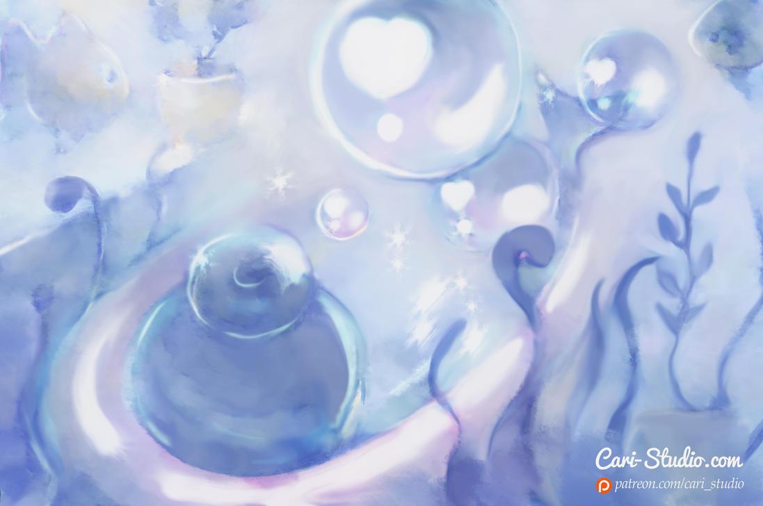 Mermaid by CariStudio