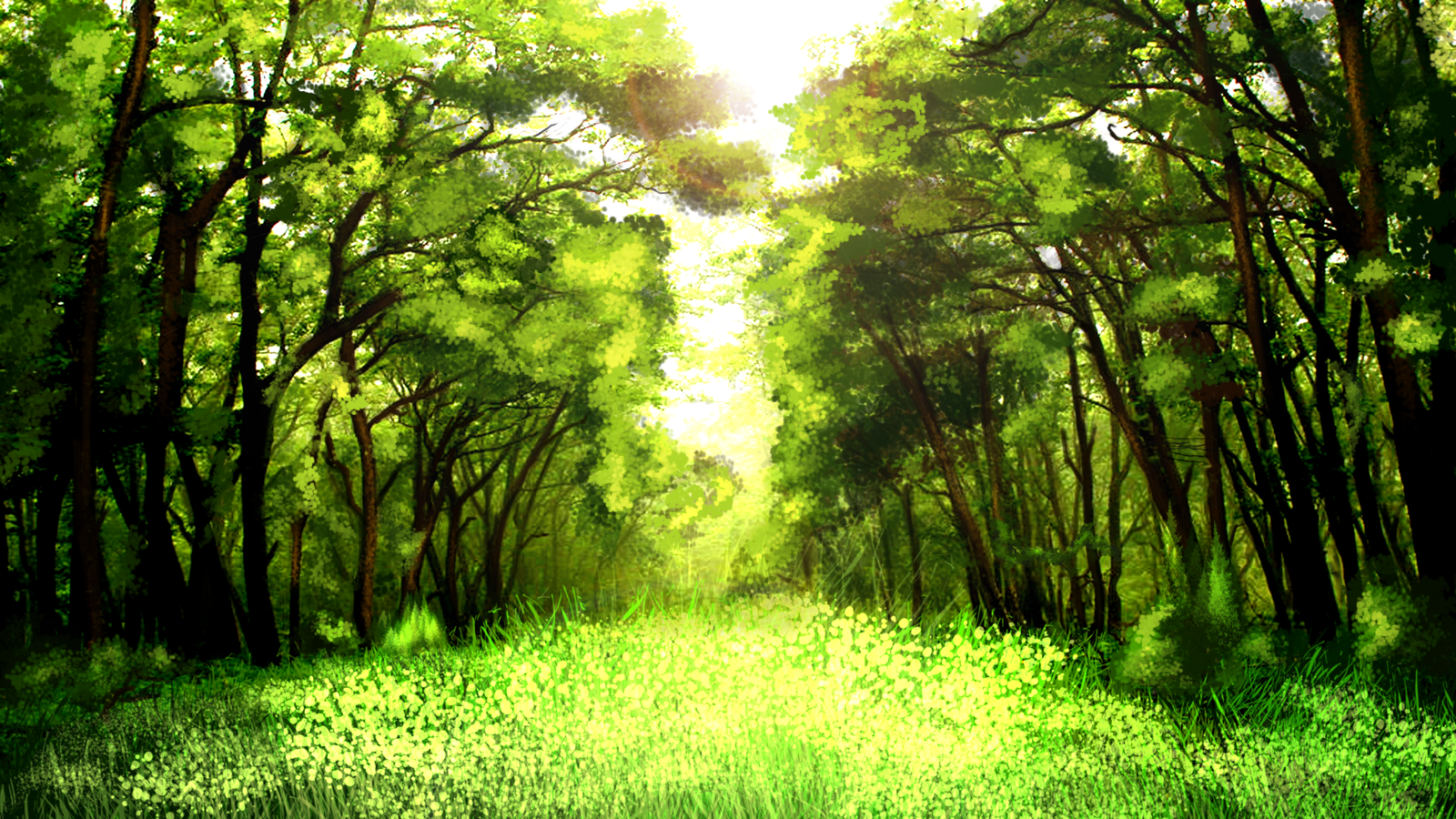 Esper Spring_forest_by_vronde-d5pxc3b