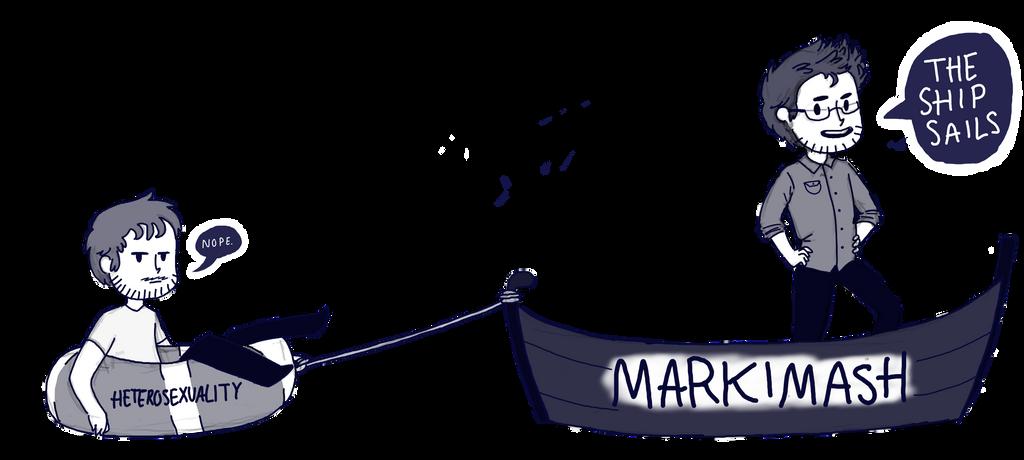 Markimash by Deanyourgayisshowing on DeviantArt Markimash Fan Art