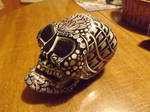 Sharpie Skull by frustrated62