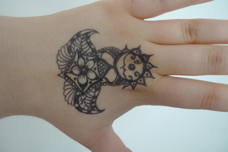Mehndi Patterns Small : Small henna design by spirit on deviantart