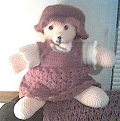 Teddy Bear with Dress