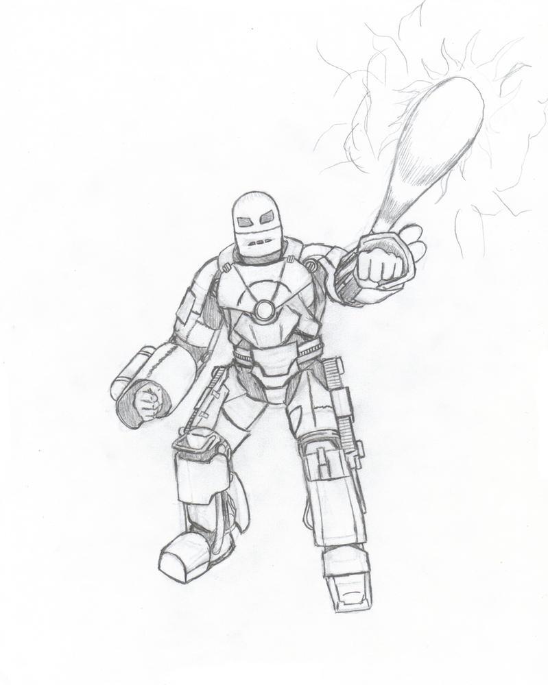 ironman mynothing