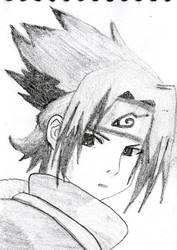 Another Sasuke by goldfleck