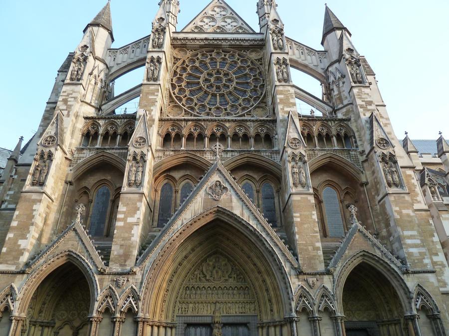Westminster Abbey by GrangerDanger44