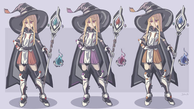 Character Designs 3