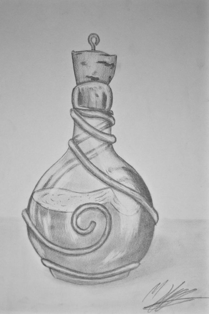 Бутылка с дыркой 7 фотография