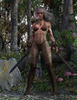 FantasyArt06 by TraceSL