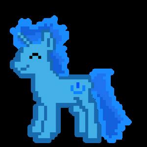 Pixel Art ~ DepoyerfullGeek Oc - Base