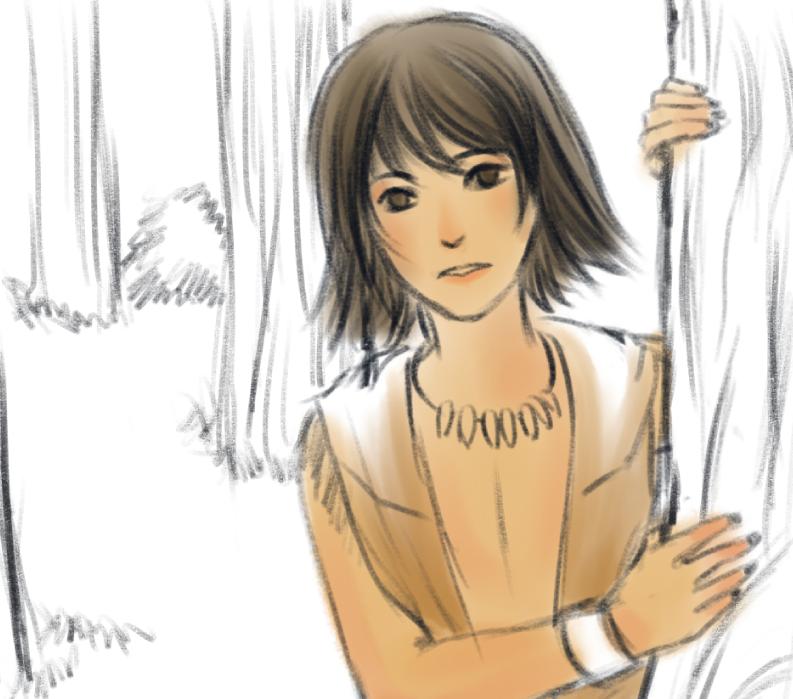 doodle_ratonhnhake:ton by Mcpricorn