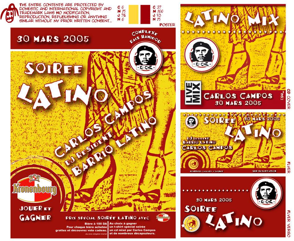 Latino by art176