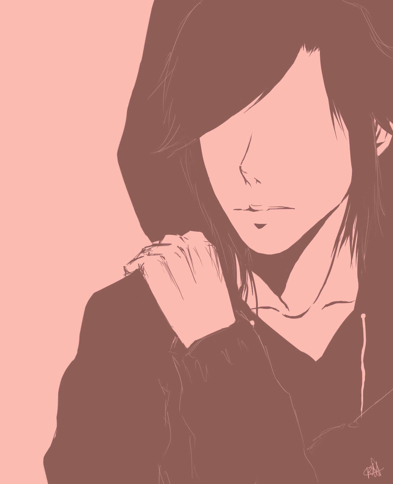 Sad Boy Alone Quotes: Lonely Boy By HatsukoChan On DeviantArt
