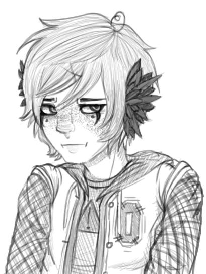 [Sketch]Dorian by Gothamed