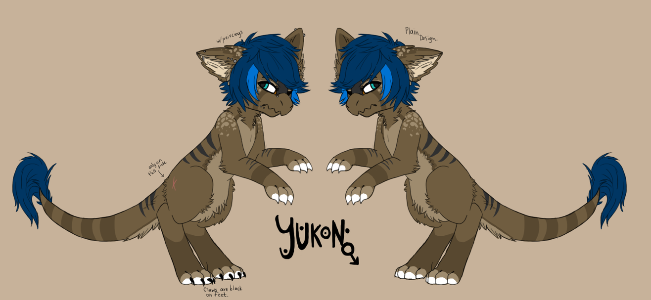 [MYO - Kintaur] Yukon by Gothamed