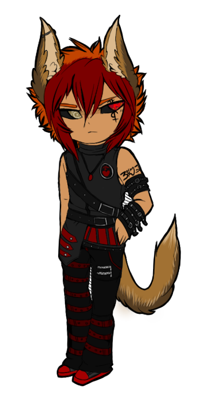 [Gift] Faust Cheeb by Gothamed