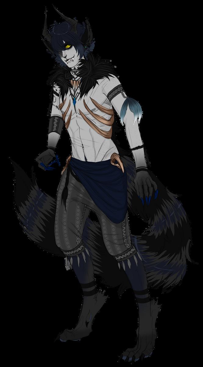 [PA] Big Bad Wolf by Gothamed