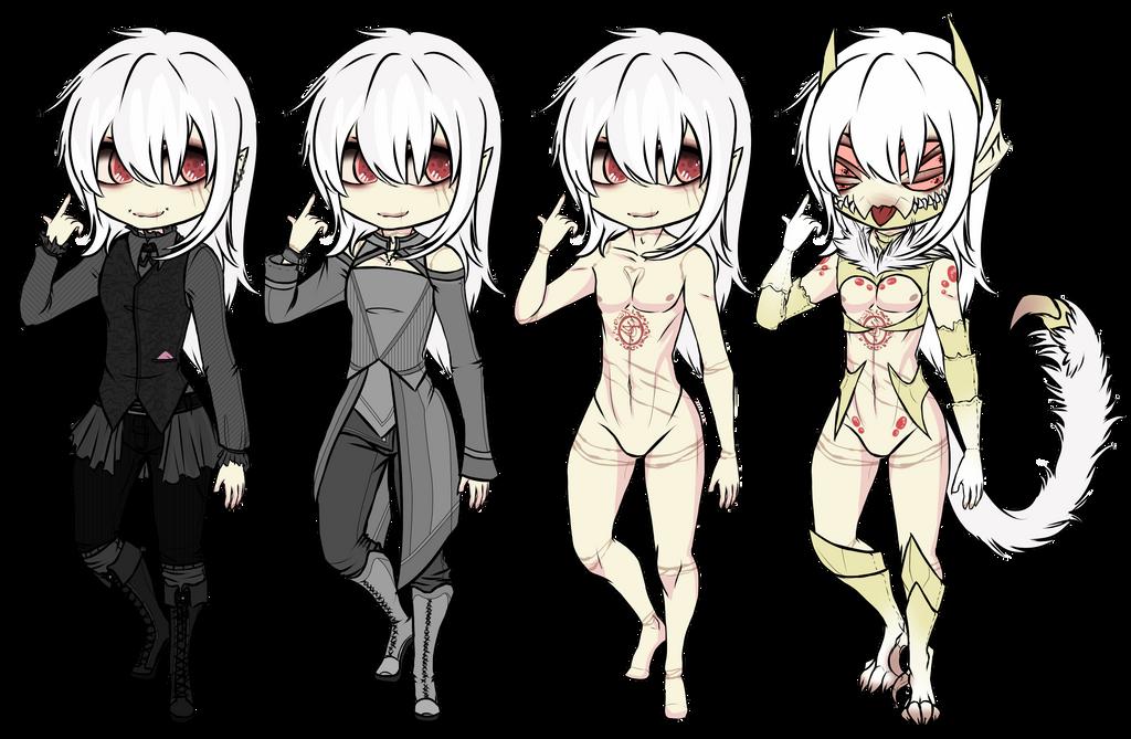 [CM] Albino Archae by Gothamed